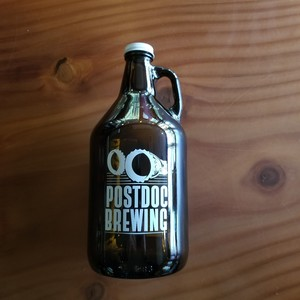 L.A.B Partner with Raspberries - Growler - 32oz includes glass growler